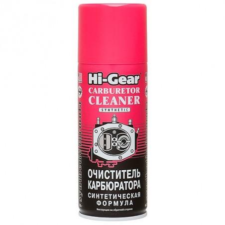 Очиститель карбюратора HI-GEAR CARB CLEANER SYNTHETIC 354 мл